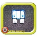 15 Amp Blue Standard Wedge Blade ATS Fuses x5