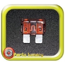 40 Amp Tan Standard Wedge Blade ATS Fuses x5