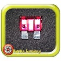 10 Amp Red Standard Wedge Blade ATS Fuses x50