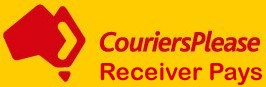 Trade Customer - Reciever Pays Couriers please available now.